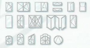 ejemplos tipos ventana aluminio