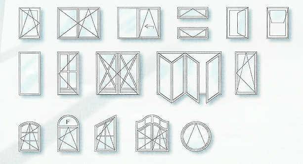 los mejores tipos de perfiles de alumunio para las ventanas