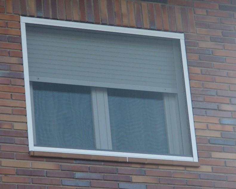 Tipos de mosquiteras para ventanas y puertas de alumino y pvc - Tela mosquitera aluminio ...