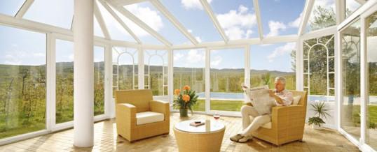 Las verandas y porches de cristal cerramientos de terraza - Porches de aluminio y cristal ...