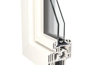Nuestras ventanas de PVC Finstral TOP 72