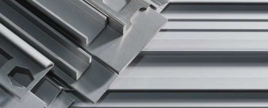 Los tipos de acabados de aluminio por textura y color