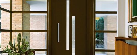 Nuevas puertas de entrada en aluminio: Renova Collection