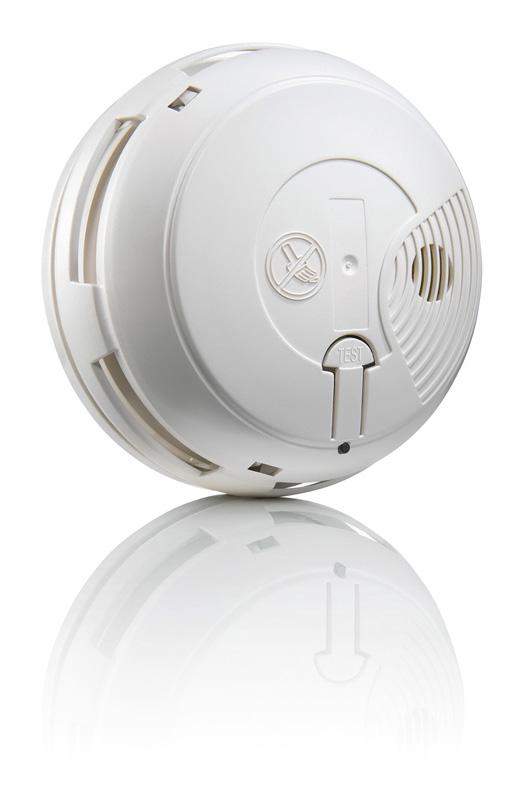 Tu hogar conectado con tahoma somfy ailla alumnis - Sensores de humo ...