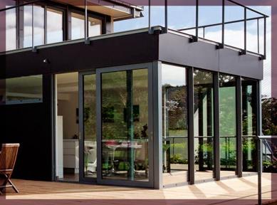 Ventanas de aluminio y ventanas puente termico barcelona - Ventanas de aluminio en barcelona ...