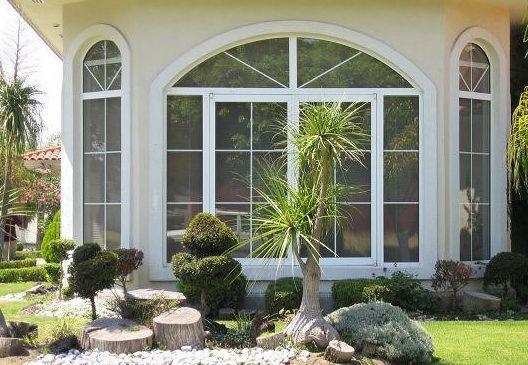 Los mejores tipos de perfiles de alumunio para las ventanas for Ventanales tipo puerta