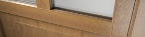 puerta modelo rustico de finstral