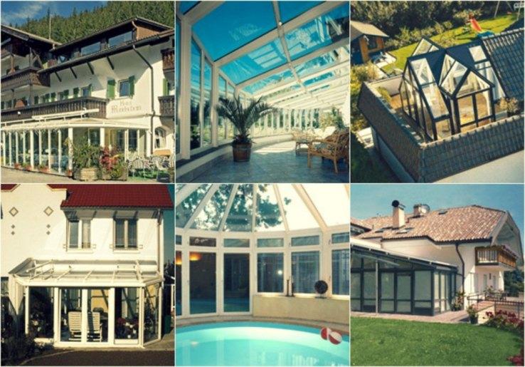 Las Verandas y Porches de Cristal: Cerramientos de Terraza en Aluminio