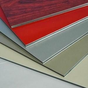 perfiles aluminio lacado